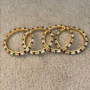 Jewelry - Golden Indian Bangles